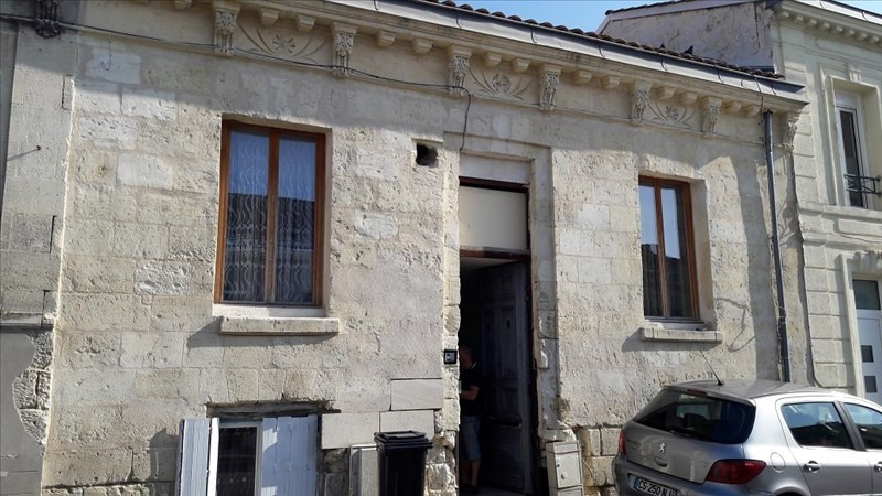 Sale building Bordeaux 498 000€ - Picture 1