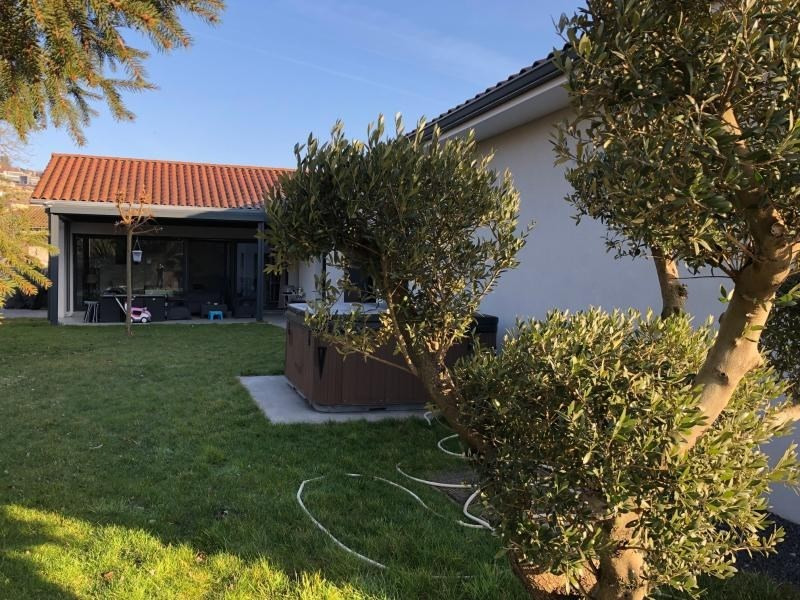 Vente maison / villa St just chaleyssin 477000€ - Photo 10