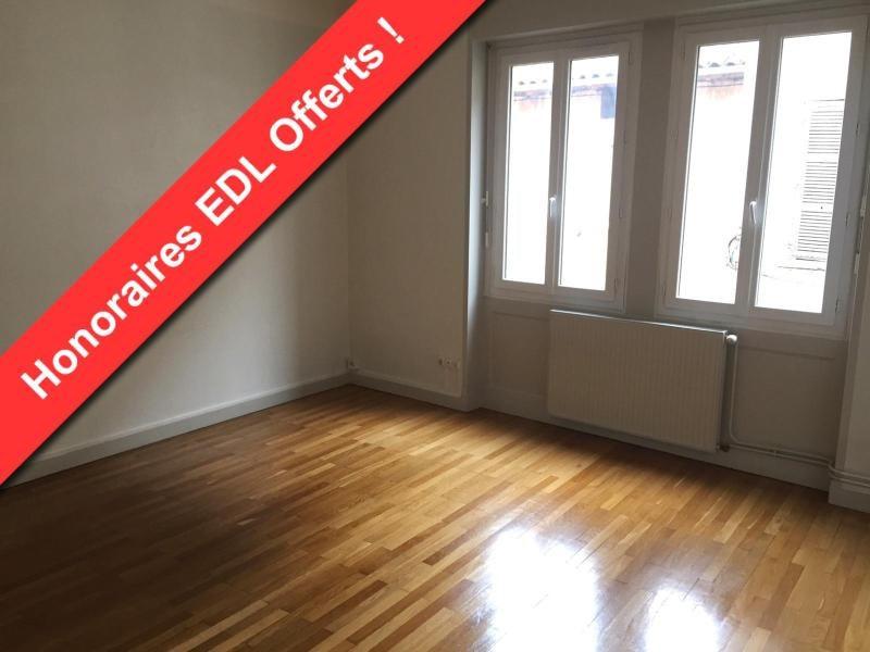 Location appartement Villefranche sur saone 565,67€ CC - Photo 1