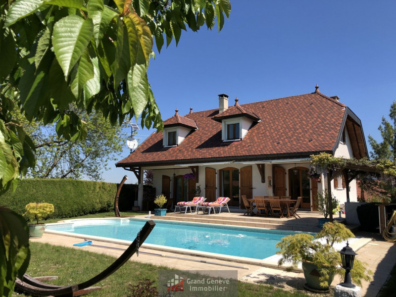 Deluxe sale house / villa Reignier esery 765 000€ - Picture 2