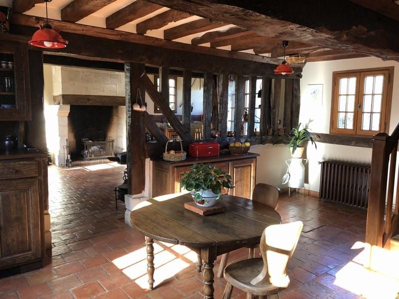 Vente maison / villa Bissieres 426000€ - Photo 4