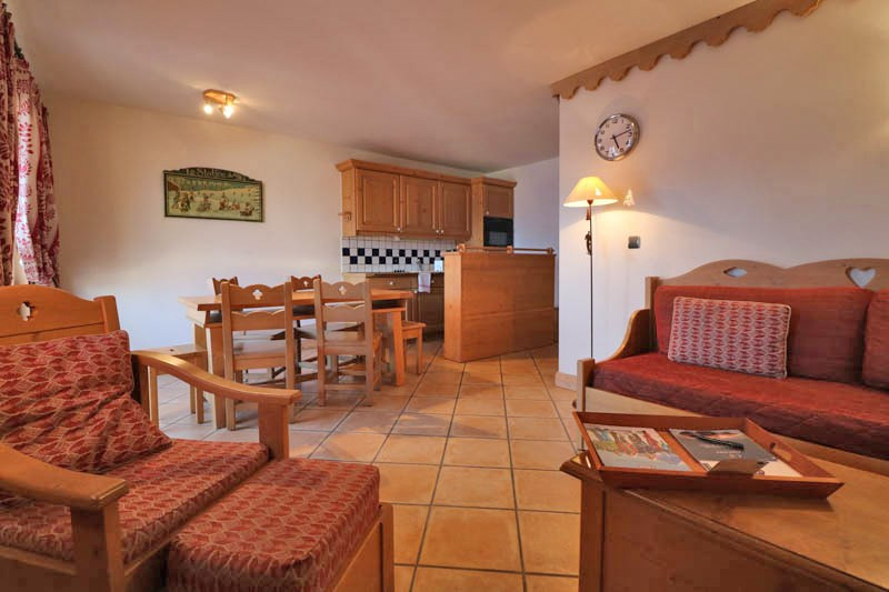Vente appartement La rosière 225000€ - Photo 3