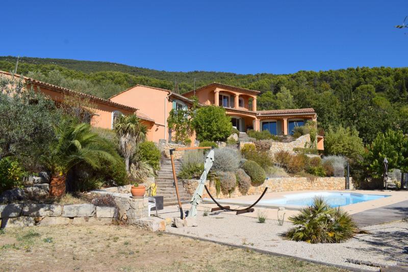 Revenda residencial de prestígio casa Seillans 750000€ - Fotografia 4