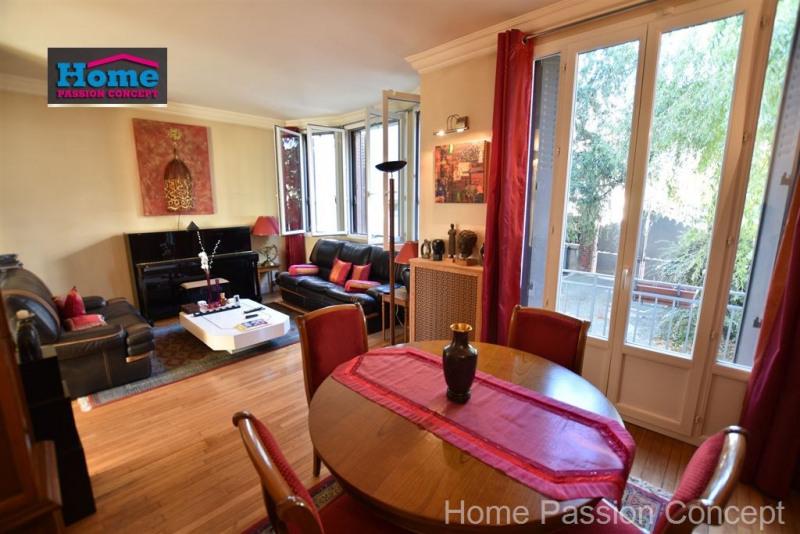 Sale house / villa Suresnes 830000€ - Picture 2