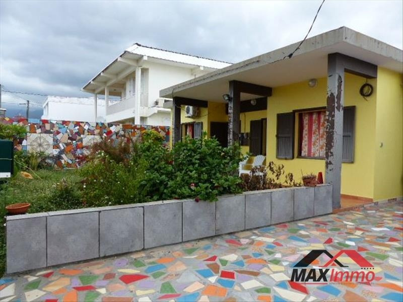 Vente maison / villa Le port 310 000€ - Photo 1