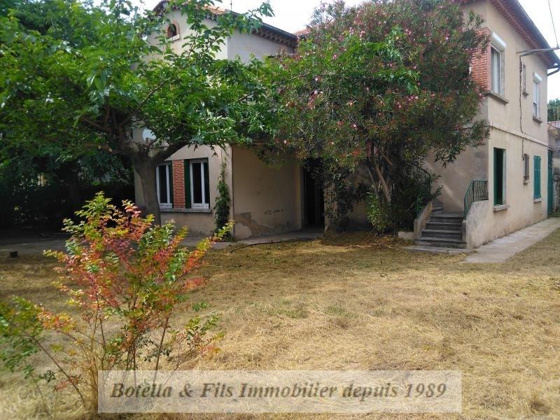 Venta  casa Bagnols sur ceze 185000€ - Fotografía 1