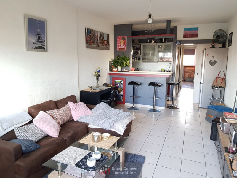 Vente appartement Annemasse 139 000€ - Photo 1