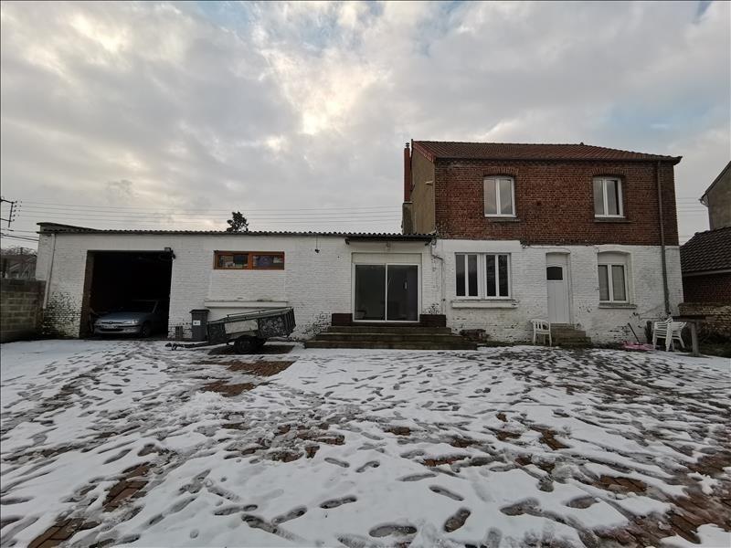 Vente maison / villa Divion 188000€ - Photo 8