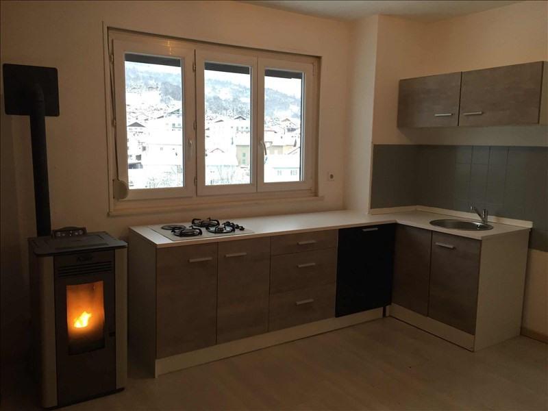 Vente appartement Cornimont 66000€ - Photo 2