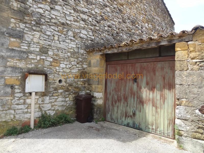 Lijfrente  huis Foissac 32500€ - Foto 12