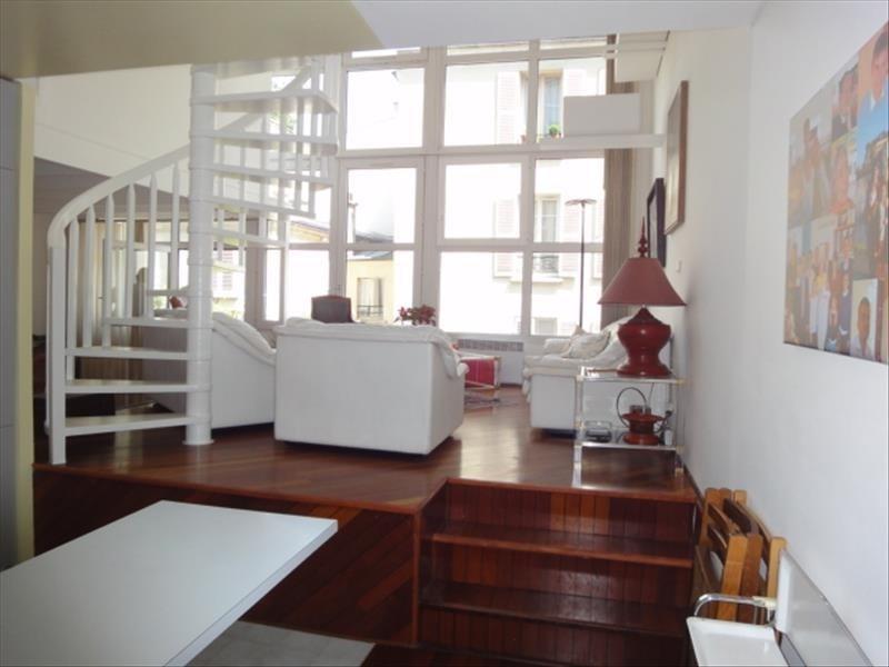 Deluxe sale loft/workshop/open plan Paris 19ème 1030000€ - Picture 1
