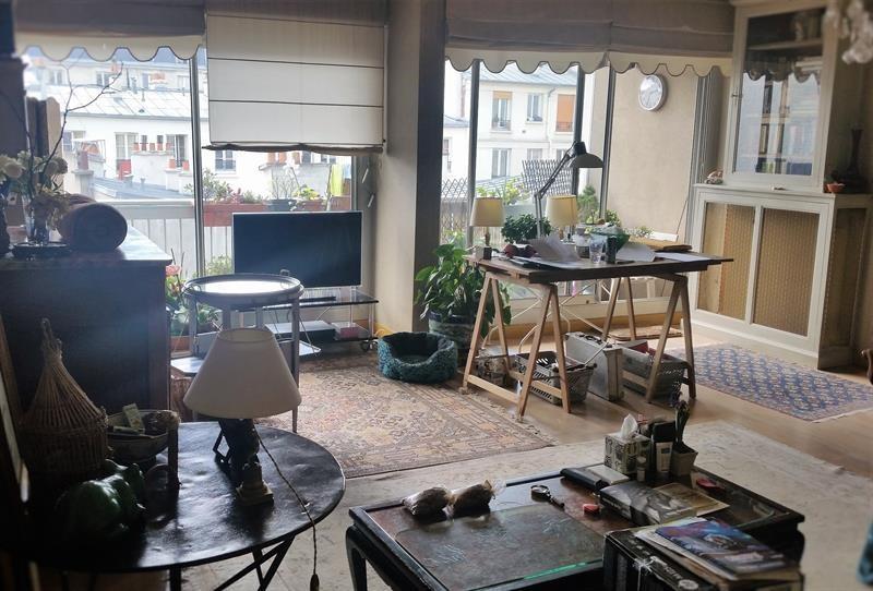 Venta  apartamento Paris 19ème 740000€ - Fotografía 1
