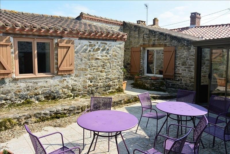 Sale house / villa Jard sur mer 343200€ - Picture 1