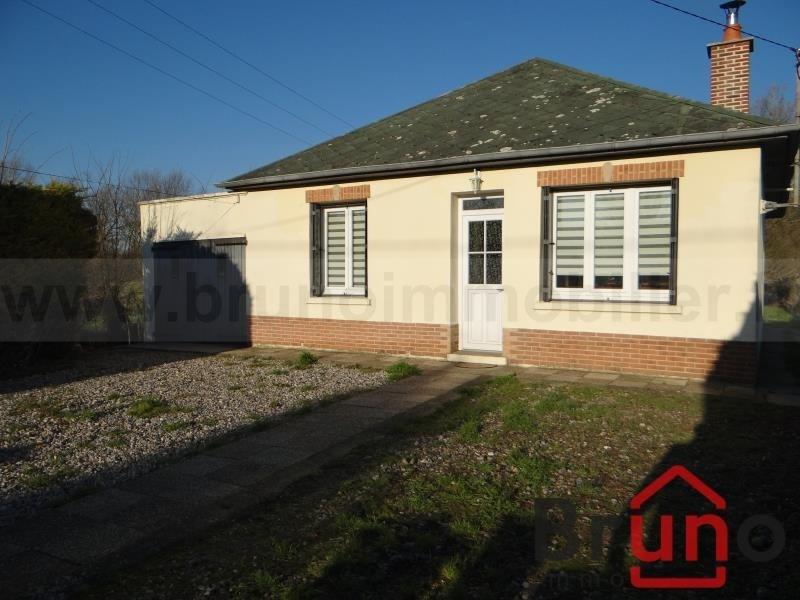 Vente maison / villa Noyelles sur mer 180000€ - Photo 2