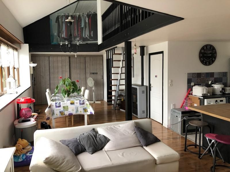 Vente appartement Carvin 132000€ - Photo 2