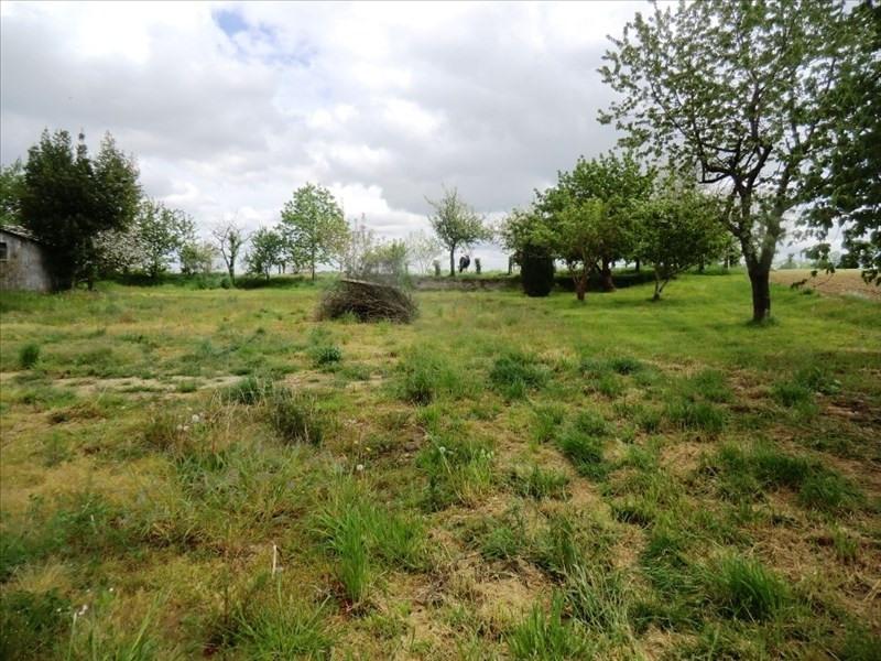 Vente terrain Bille 39400€ - Photo 1