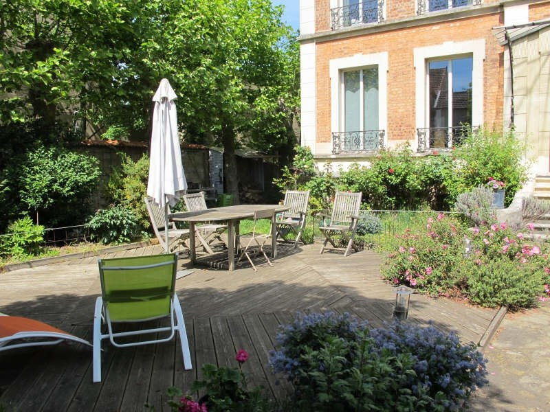 Deluxe sale house / villa Colombes 1 872 000€ - Picture 2