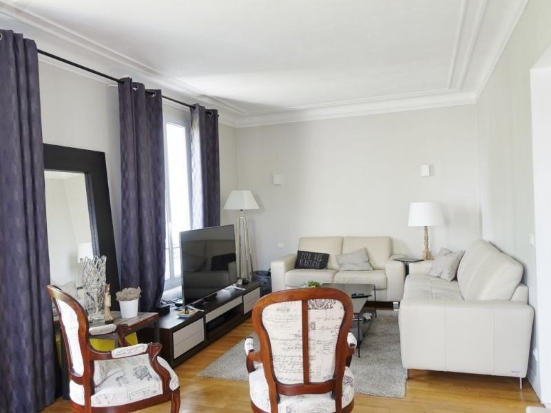 Sale house / villa Sannois 590000€ - Picture 2