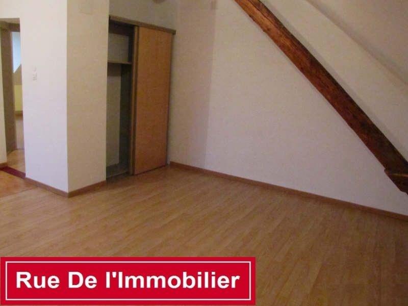 Vente appartement Saverne 138000€ - Photo 4