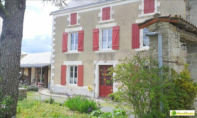 Vente maison / villa Aigre 133 000€ - Photo 2