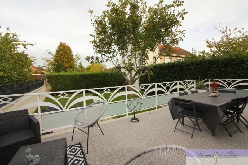 Vente maison / villa Roissy en brie 500000€ - Photo 8