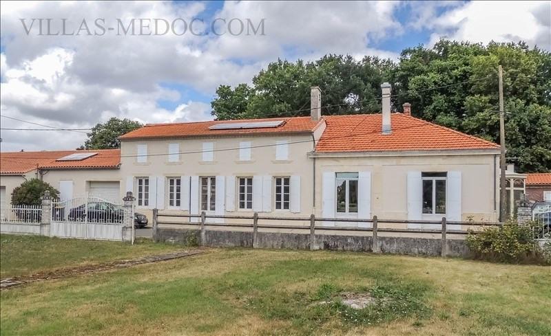 Sale house / villa Gaillan en medoc 325500€ - Picture 1