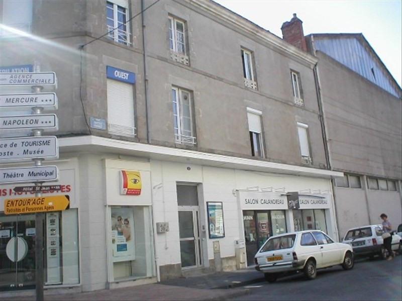 Rental apartment La roche sur yon 350€ CC - Picture 1