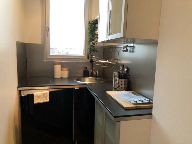 Rental apartment Paris 16ème 1900€ CC - Picture 8