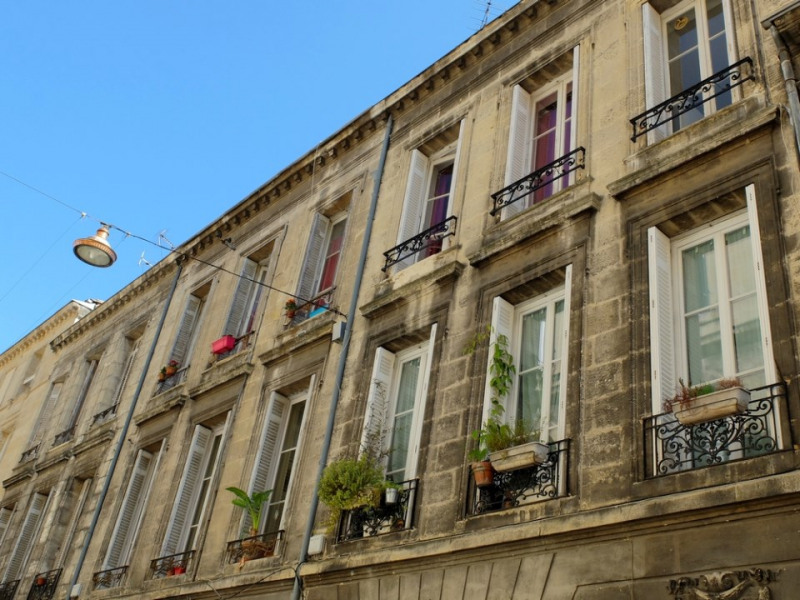 Sale building Bordeaux 1 250 000€ - Picture 1