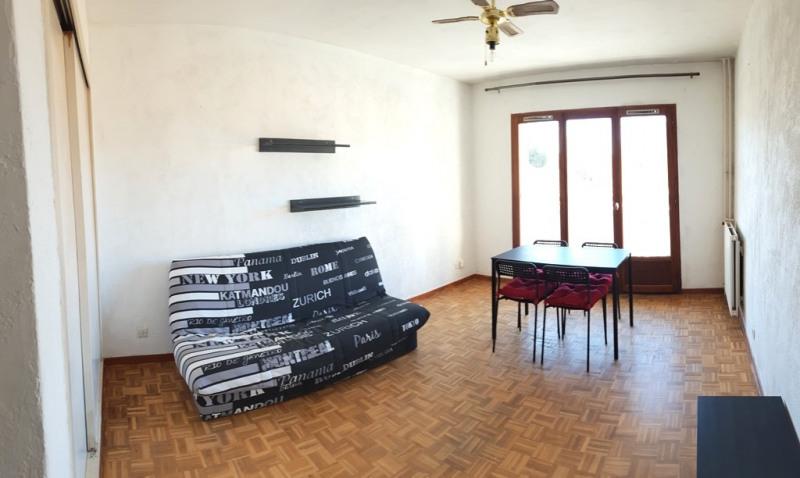 Appartement 1 pièce avec balcon