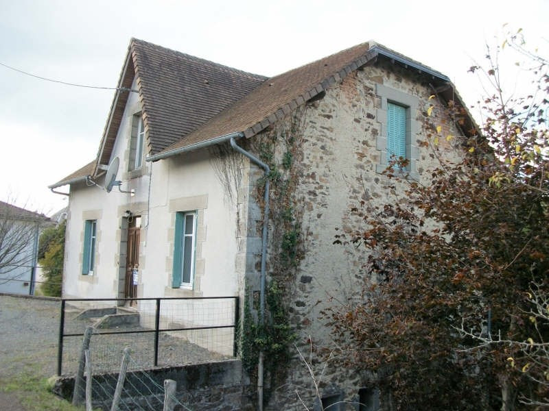 Produit d'investissement immeuble Bussiere galant 129750€ - Photo 1