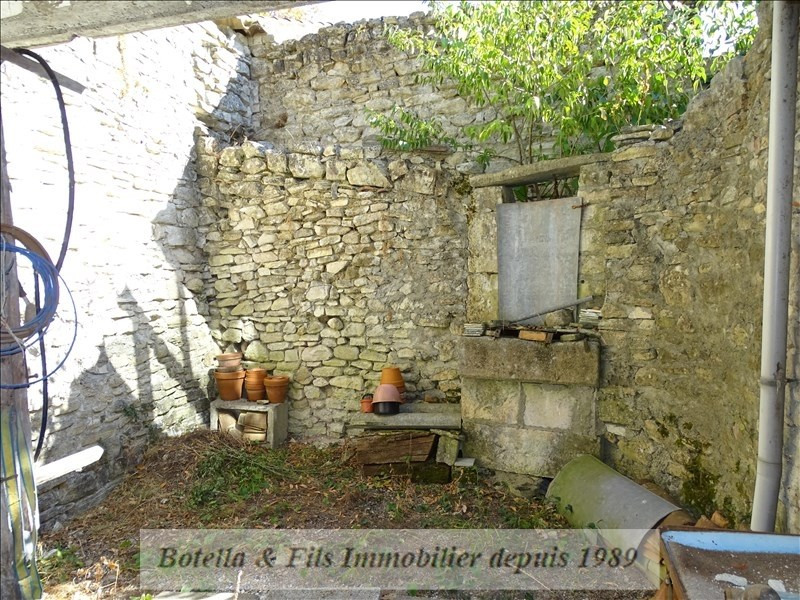 Vente maison / villa Barjac 125 000€ - Photo 1
