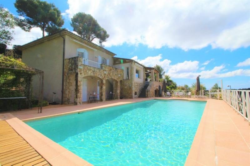 Deluxe sale house / villa Vence 1365000€ - Picture 1