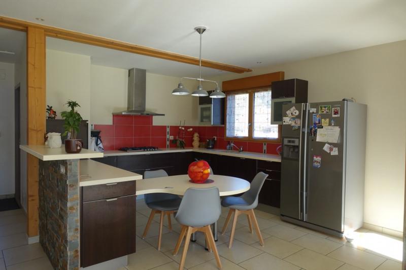 Vente maison / villa La chaux-du-dombief 323000€ - Photo 4