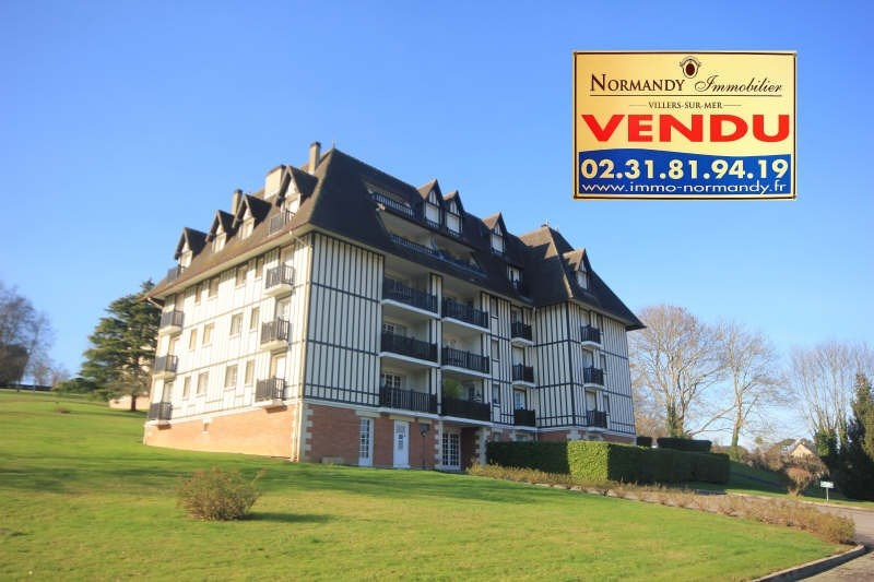 Vente appartement Villers sur mer 168 000€ - Photo 1