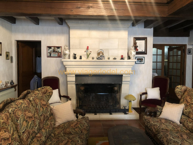 Vitalicio  casa Mouy 227500€ - Fotografía 15