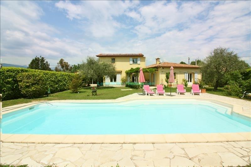 Vente de prestige maison / villa Saint cezaire sur siagne 624000€ - Photo 4