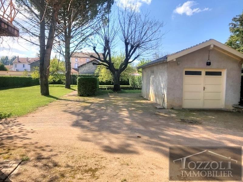 Vente maison / villa St quentin fallavier 299000€ - Photo 10
