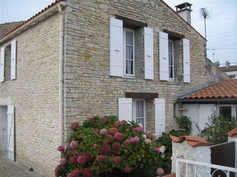 Vente maison / villa Le chateau d oleron 220400€ - Photo 1