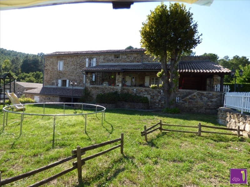 Vente de prestige maison / villa Les vans 690000€ - Photo 15