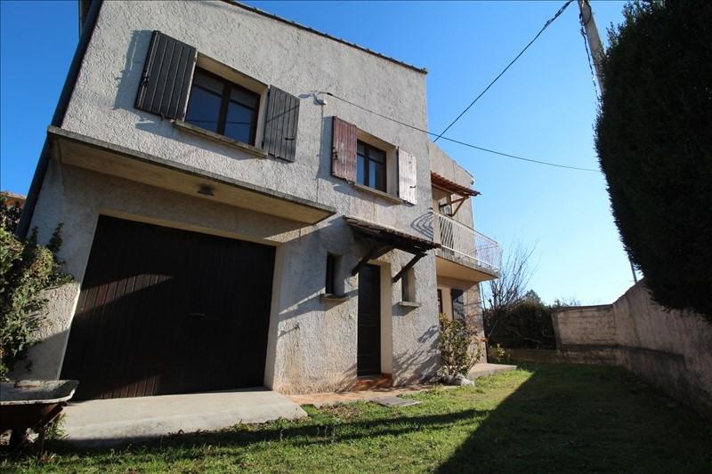 Vente maison / villa Sorgues 210000€ - Photo 1