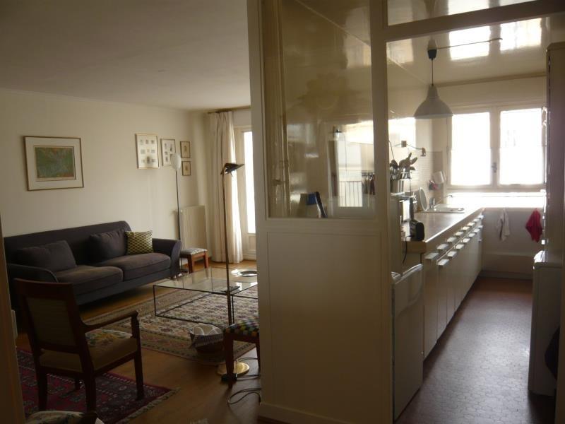 Vente de prestige appartement Paris 14ème 1080000€ - Photo 4