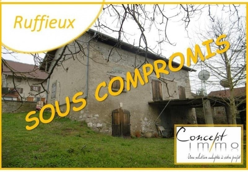 Sale house / villa Chindrieux 150 000€ - Picture 1