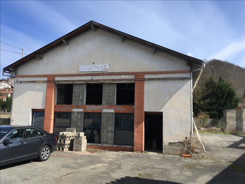 Sale empty room/storage Secteur boussens 267 000€ - Picture 2