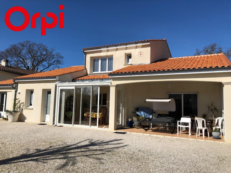 Sale house / villa Meschers sur gironde 409 500€ - Picture 1