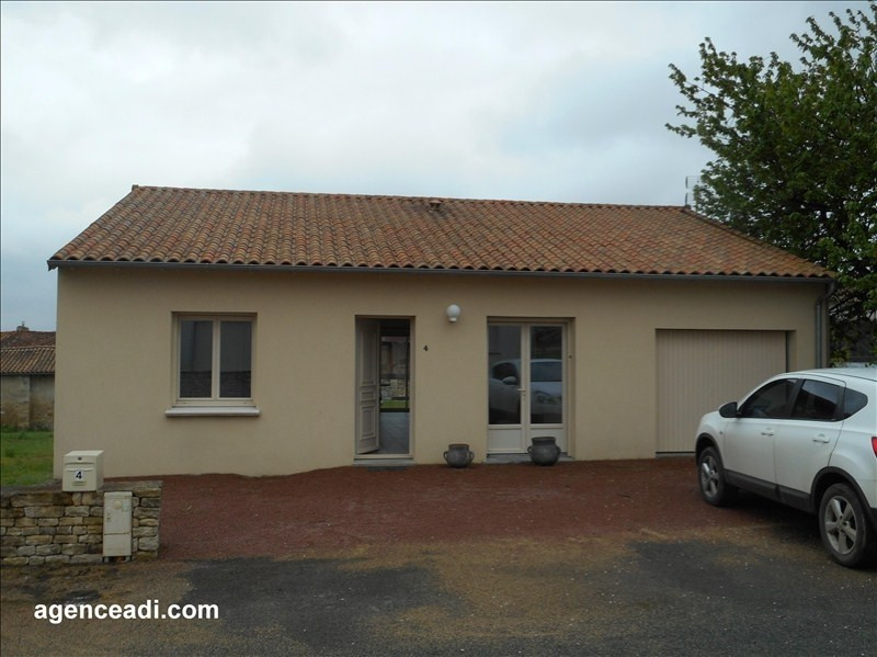 Location maison / villa Salles 505€ CC - Photo 1