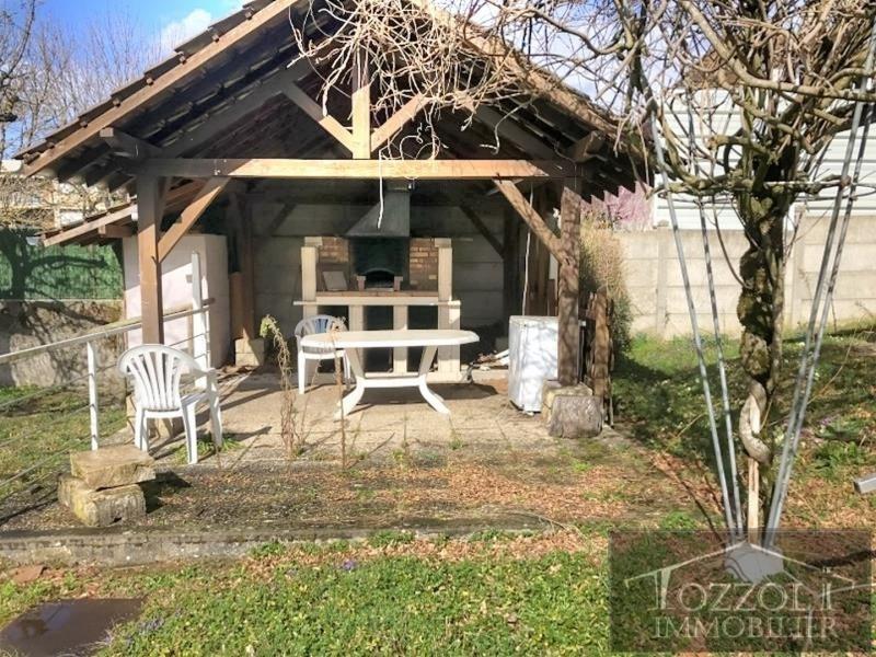 Vente maison / villa Bourgoin jallieu 175000€ - Photo 7