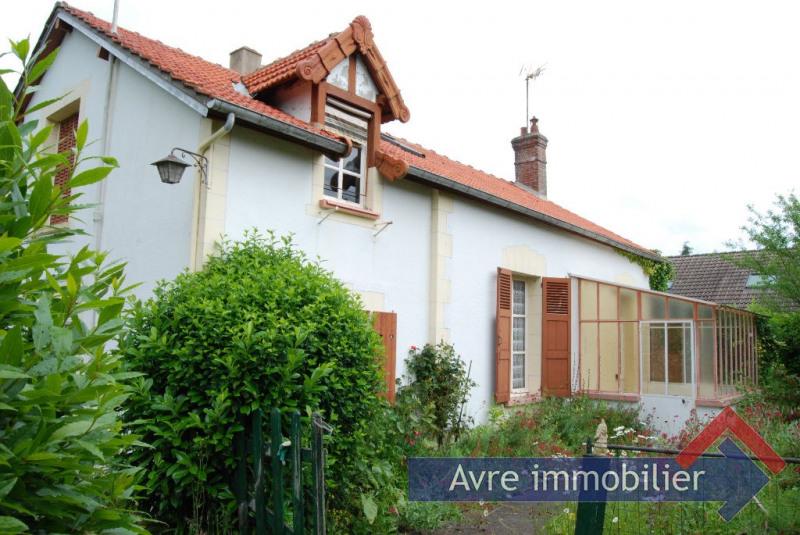 Sale house / villa Verneuil d'avre et d'iton 76000€ - Picture 1