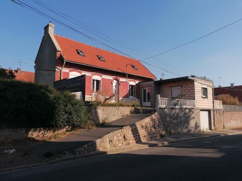 Vente maison / villa Hermies 125400€ - Photo 1