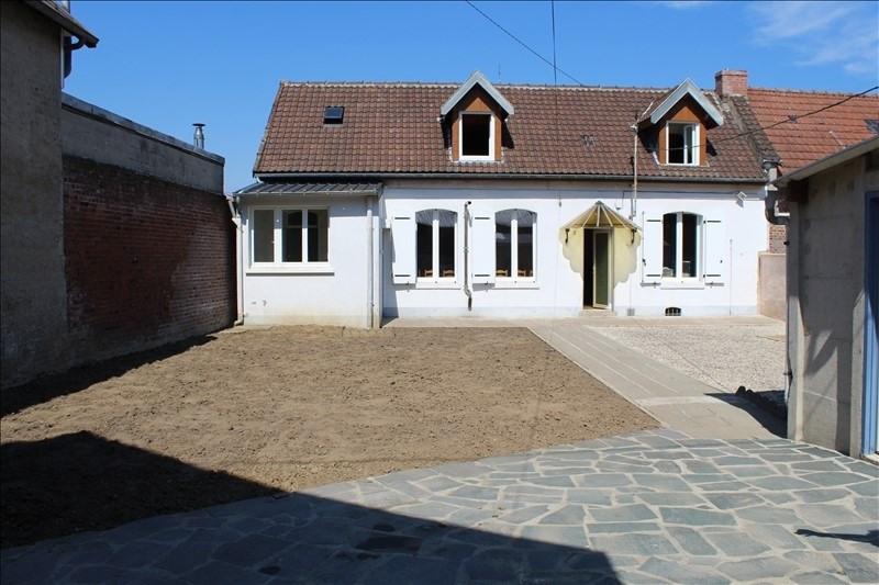 Sale house / villa Bertincourt 80000€ - Picture 1